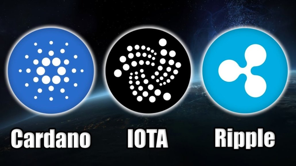 Cardano, Ripple and IOTA Best Investments for End of 2019
