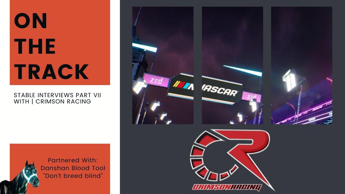 Crimson Racing Interview